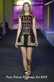 Peter Pilotto Printemps été 2015