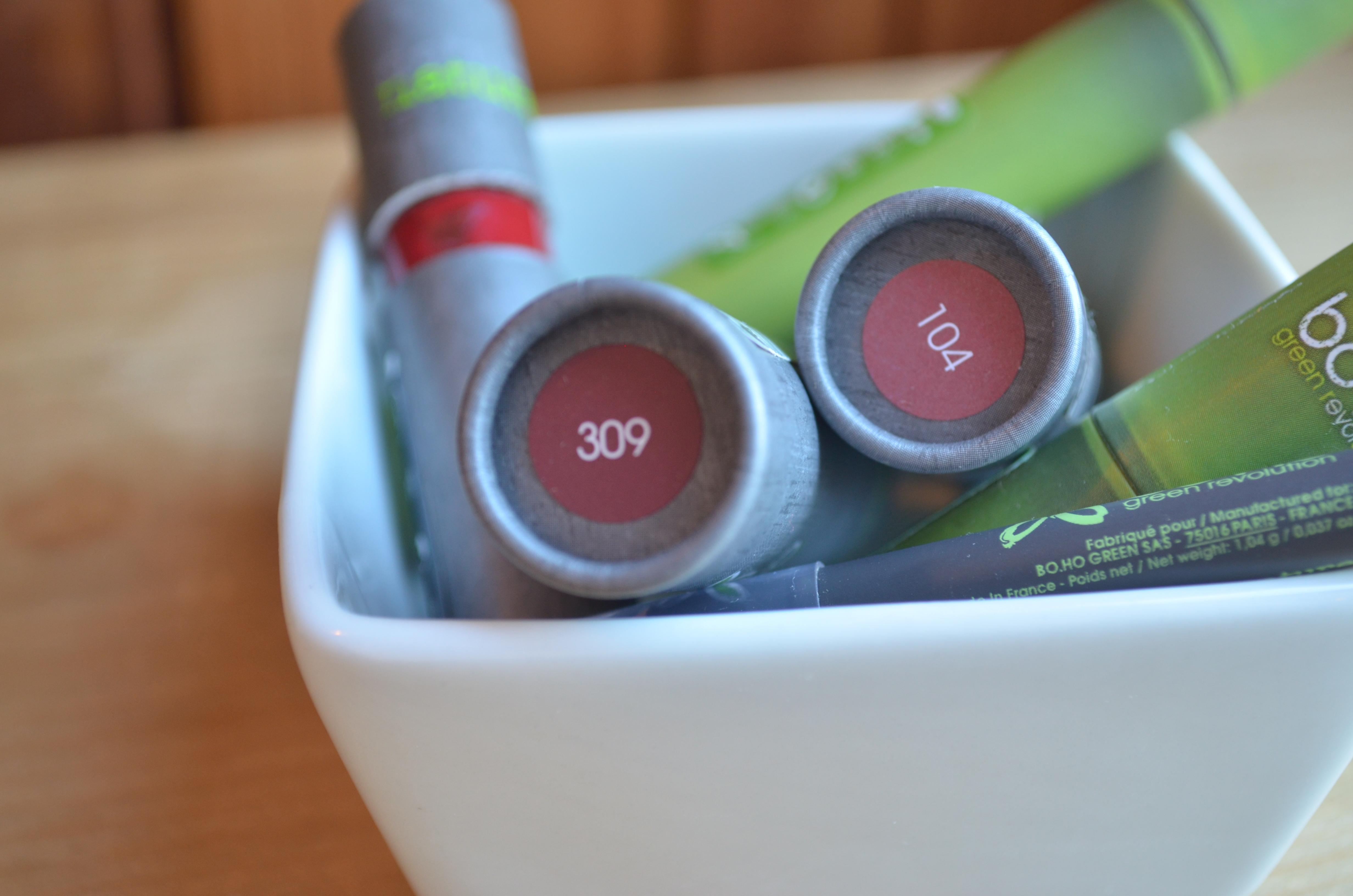 maquillage boho cosmetics