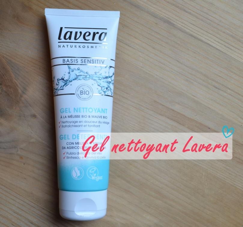 Gel nettoyant Lavera