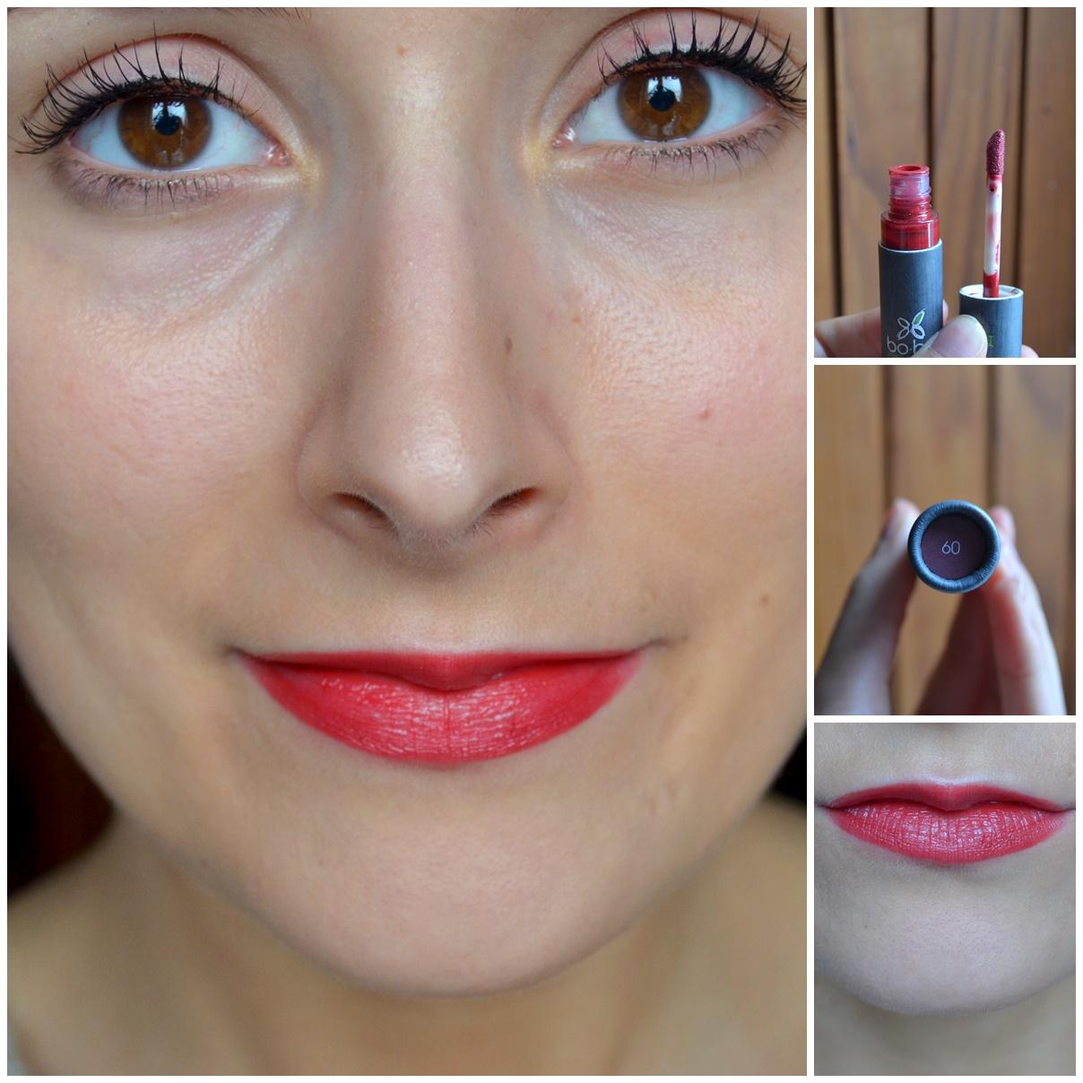 maquillage boho cosmetics gloss teinte 09